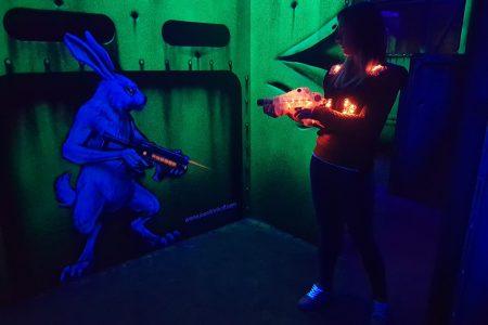 Jeu de laser games