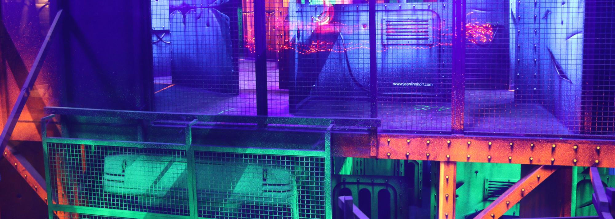 Le Laser Game De Besancon Megazone Besancon